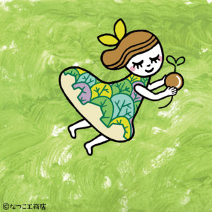 クレナちゃん(換気システムキャラクター)