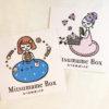 みつまめBOX様(心と身体のお教室/新潟市)キャラクター制作